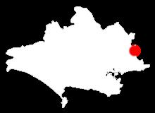 Locator Map - Harlees
